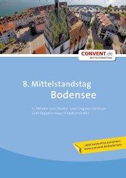 8. Mittelstandstag Bodensee