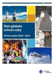 Den globale erhvervsby Erhvervsplan 2010-2014 - Aalborg Kommune