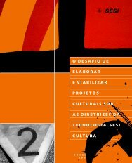 O desafio de elaborar e viabilizar projetos culturais - Ministério da ...