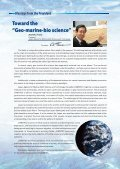 For a Better Future of Planet Earth - jamstec japan agency for marine ... - Page 3