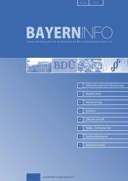 Seminare und Veranstaltungen - BDÜ Bayern