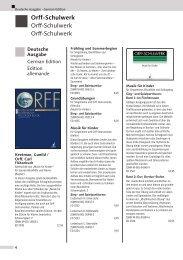 Dieser Katalog zum Download / This catalogue for ... - Schott Music