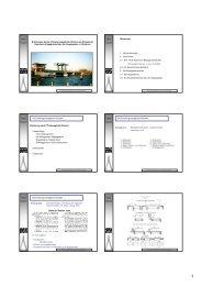 VSVI Erfahrungen bei der Planung beweglicher Brücken ... - VSVI MV