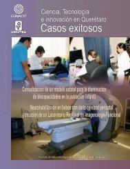 Casos exitosos - Instituto de Neurobiología - Universidad Nacional ...