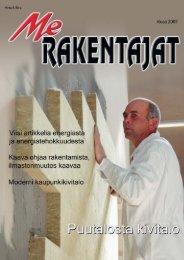 Me Rakentajat kesä 2007 pdf - Rakentaja.fi