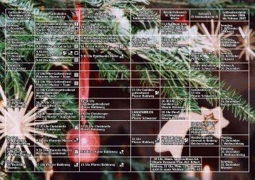 Gottesdienstplan Dezember 2006 bis Februar 2007 Pfaffenhofen ...