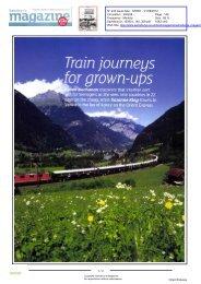Sainsbury's Magazine - by Orient-Express