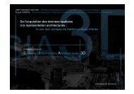 Système d'Informations Architecturales 3D - UMR 3495 CNRS/MCC ...