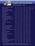 Trolley Schedule - Page 2