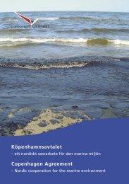 Brochure in English and Swedish - Umhverfisstofnun