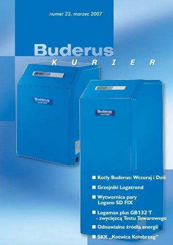 8. Kurier 23_032007.pdf - Buderus