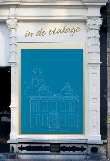 in de etalage - Frans Walkate Archief