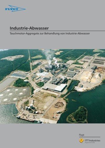 Industrie-Abwasser