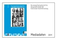 TECHNIKGESCHICHTE Mediadaten 2011