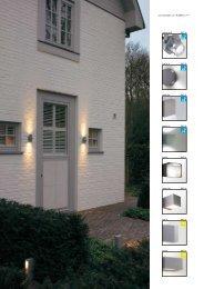 ext 30 exterior lighting wall - surface index - A.M.O.S. Design, s.r.o.