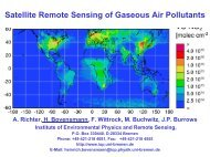 Satellite Remote Sensing of Gaseous Air Pollutants - Climate ...