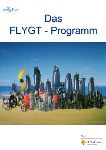 Das FLYGT - Programm