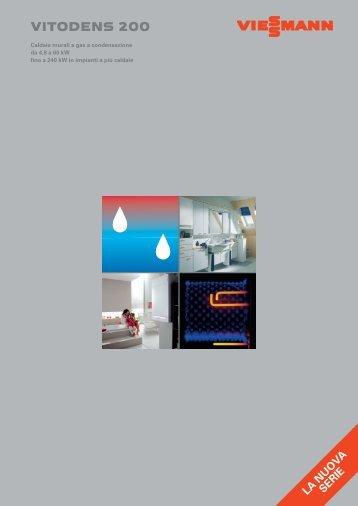 vitodens 200/222-w - Preventivo Certificazione Energetica