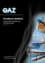 EN-GAZ-TMSR-001 - Enersys - EMEA