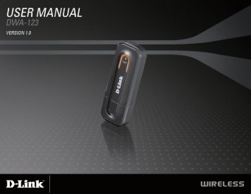 Why D-Link Wireless