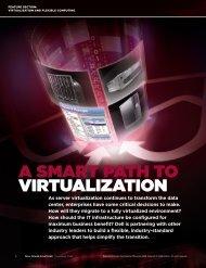 A SMART PATH TO VIRTUALIZATION - Starnet Data Design, Inc