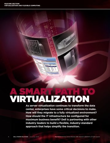 A SMART PATH TO VIRTUALIZATION - Starnet Data Design, Inc