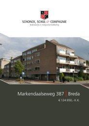 Markendaalseweg 387 | Breda - Schonck, Schul & Compagnie