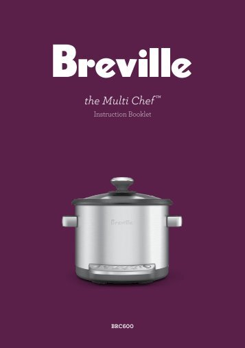 the Multi Chef™ - Breville
