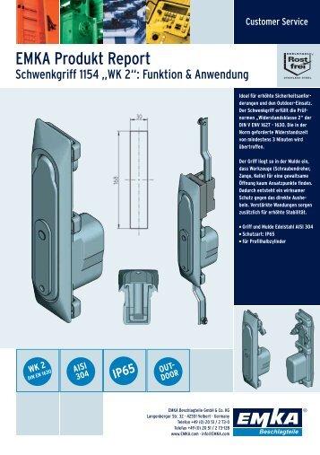 IP65 AISI 304 OUT- DOOR WK 2 - EMKA Beschlagteile