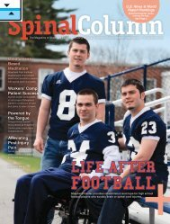 Summer 2011 - Shepherd Center's Spinal Column Magazine
