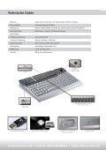 Aluminium Funk[tastatur Produkteigenschaften - Enermax - Page 2