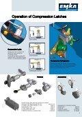 Compression Latches - EMKA Beschlagteile - Page 3