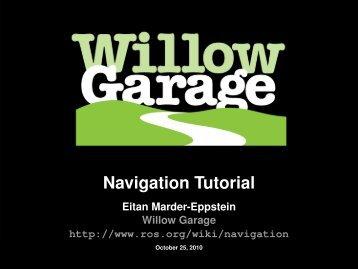 Navigation Tutorial