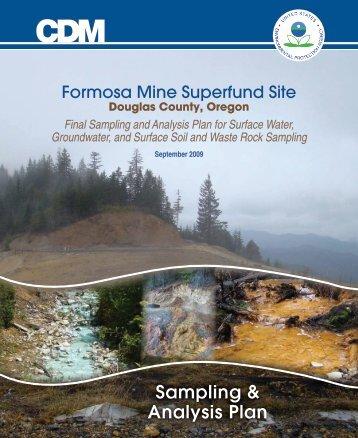 Sampling Plan - Environmental Protection Agency - US ...