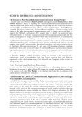 Perceptions of Security and Reassurance at the ... - School of Law - Page 7