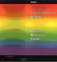 Color Computer 3 BASIC Quick Reference Manual (Tandy).pdf