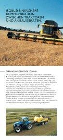 BODENMANAGEMENT- SYSTEM VON NEW HOLLAND - Seite 6