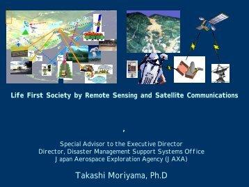 Sentinel Asia Project - International Flood Network