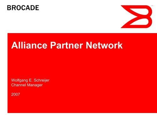 Alliance Partner Network