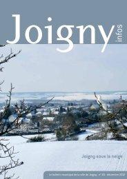 N° 46 - décembre 2012 - Joigny