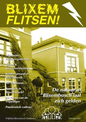 De natuur in Blixembosch laat zich gelden De - Wijkvereniging ...