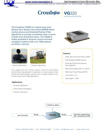instrumentation devices srl