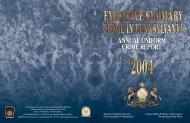 2004 Executive Summary - Pennsylvania State Police Reporting ...