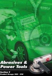 Abrasives & Power Tools - Keales.co.za