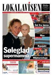 Ost fra Jæren - Lokal-avisen.no