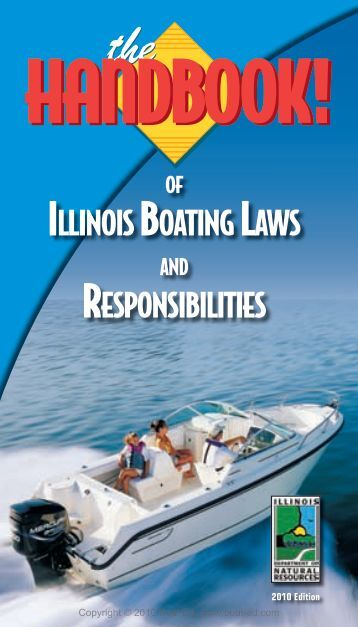 ILLINOIS DEPARTMENT OF NATURAL RESOURCES - Boat Ed