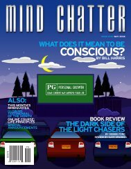 Mind Chatter #160 (May, 2006) (PDF) - Centerpoint Research Institute