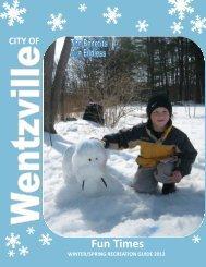 adult leagues - The City of Wentzville | Missouri
