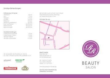 RR - Beauty Salon Ruza Reichelt