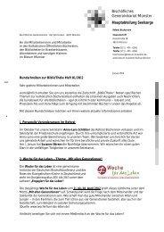 Bischöfliches Generalvikariat Münster
